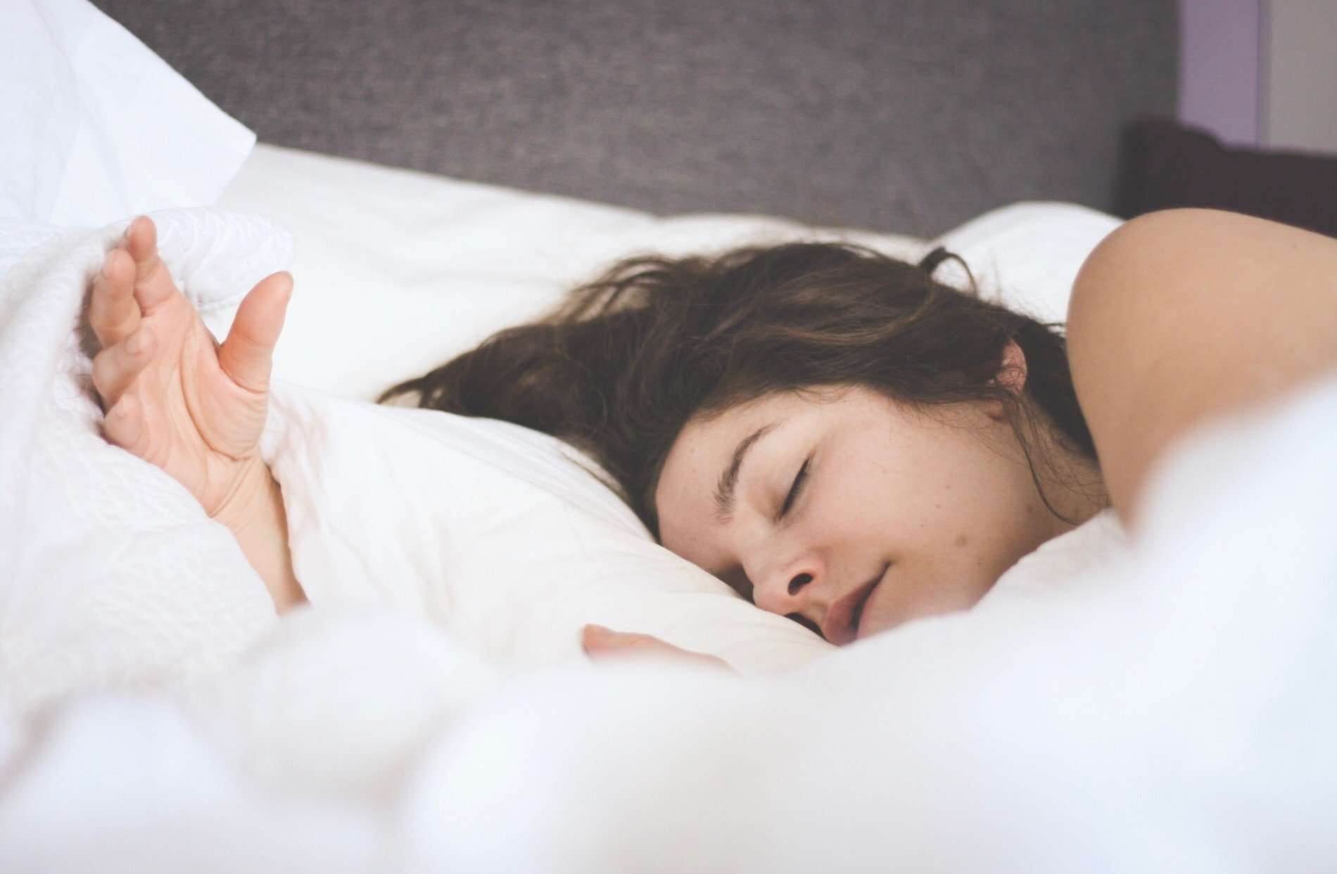 sleep can help you recover form a cold